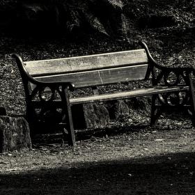 Lavička-park-oddych-fotagrafia