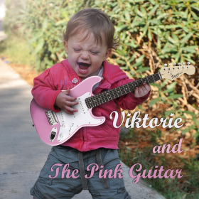 Viktorie and The Pink Guitar