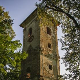 Starý kostel.