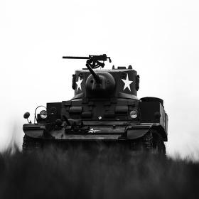 Trocha té historie M3 Stuart