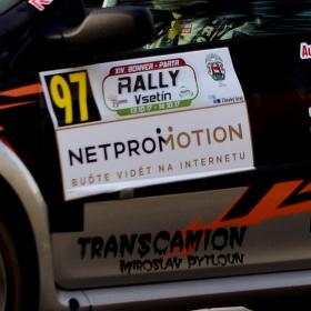 Rally Vsetín