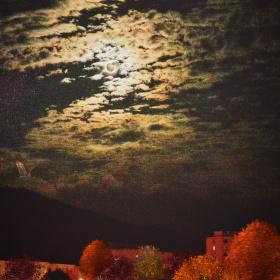 Klidná noc na sídlišti
