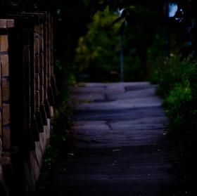 Podvečerní ulice