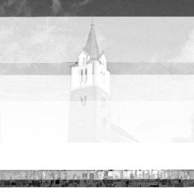 románský emporový kostel