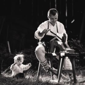Otec a syn :)