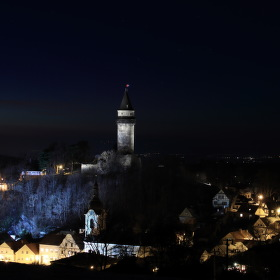 Noční Štramberk