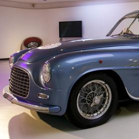 Ferrari Inter Touring Coupé (1950)