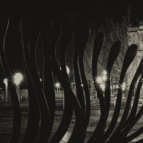 Lázně Mariánské v noci