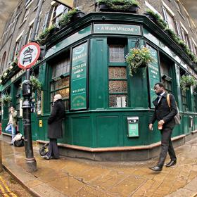 Londýn-lidé v ulicích 8