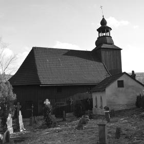 Kostelík v Polsku