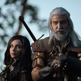 Zaklínač - Geralt & Yennefer