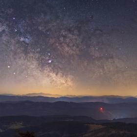 Noc na Lysé hoře