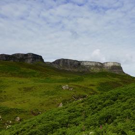 Krajina ostrova Skye, Skotsko