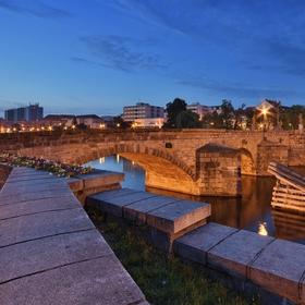 Kamenný most ...