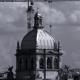 Renovace Národního muzea stále pokračuje