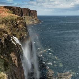 Kilt Rock Skotsko