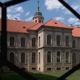 ...klášter Plasy...
