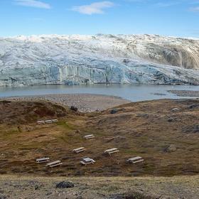 Grónský ledovec
