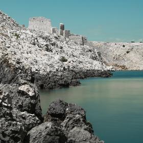 Fortica ruine aneb kočičí hrad