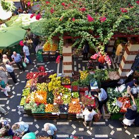 Mercado dos Lavradores Funchal