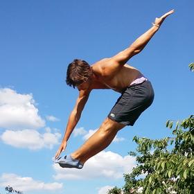 Vzdušné sporty ...