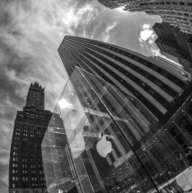 Apple Store, 5th Ave, New York