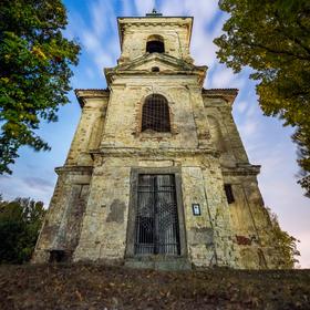Liběchovský kostelík