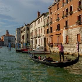 léto v Benátkách