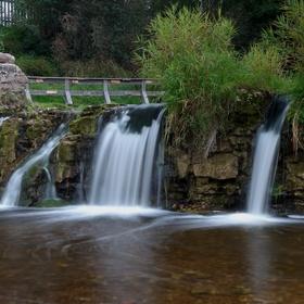 Vodopád - Kuldiga