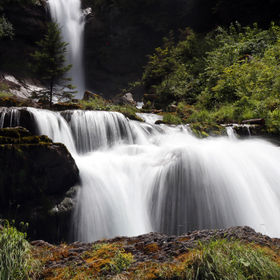 Vodopád v Brienz