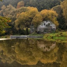 Starý mlýn na Lužnici