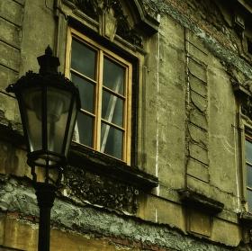 starý dům v Litoměřicích