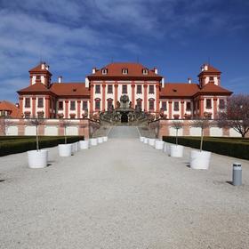 Trojský zámek II