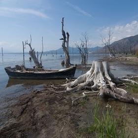 Jezero draků