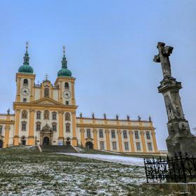 Bazilika Navštívení Panny Marie na Svatém kopečku