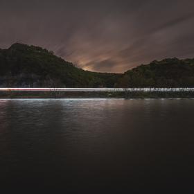 Vlak v Porta Bohemica