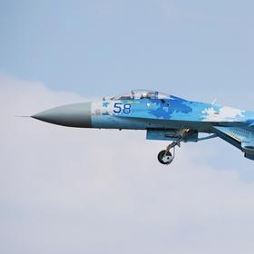 Suchoj SU - 27