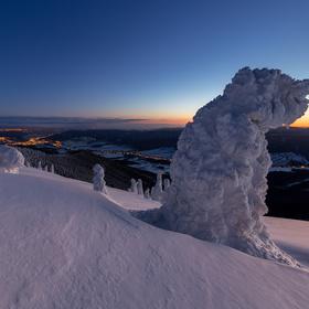 Sněhoví strážci hor