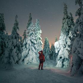 Noční toulky po horách