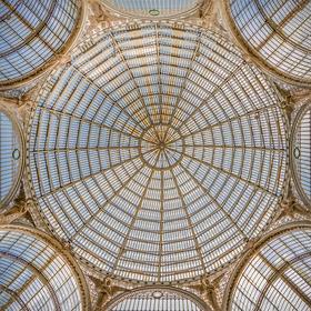 Nákupní pasáž Neapol (Galleria Umberto I)