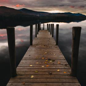 Derwentwater   Lake District, UK