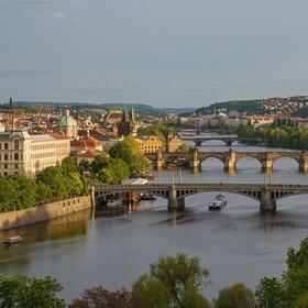 Praha a její mosty
