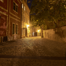 Noční procházka městem