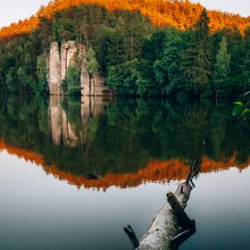 Věžický rybník, Český ráj