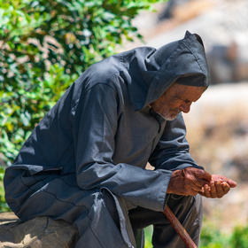 Maroko - Počítání bakšiše
