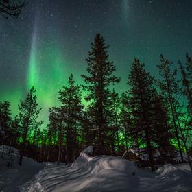 Laponská noc