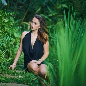 Lucie z Rajské zahrady