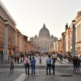 Cesta k Vatikánu