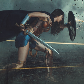 Wonder Woman WWII