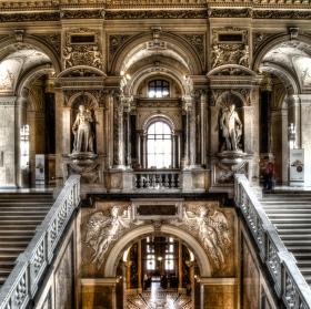 Přírodovědecké muzeum Vídeň